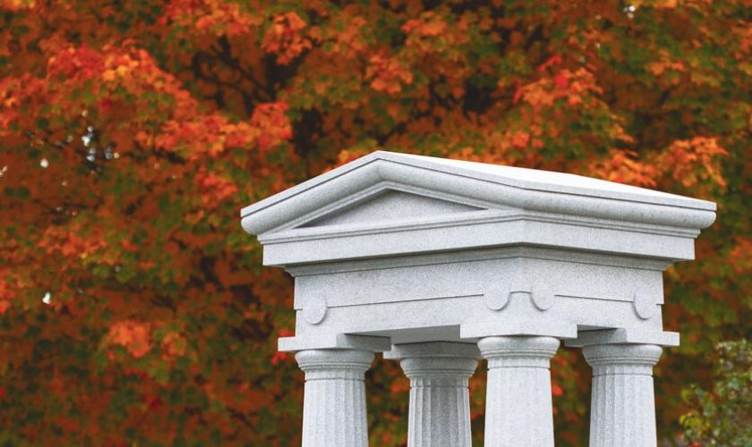 Granite industries of Vermont - Unique memorials